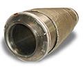 Auxiliary Power Unit Exhaust Liner for the Aerospace Market